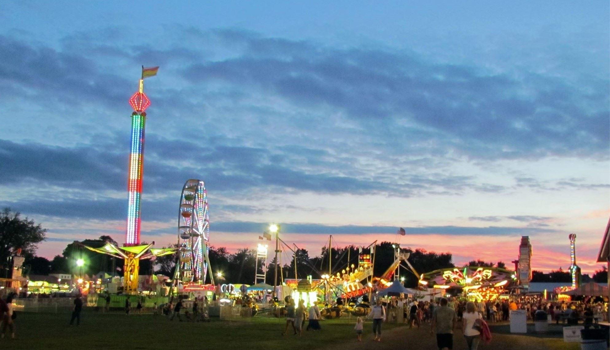 2021 Three County Fair
