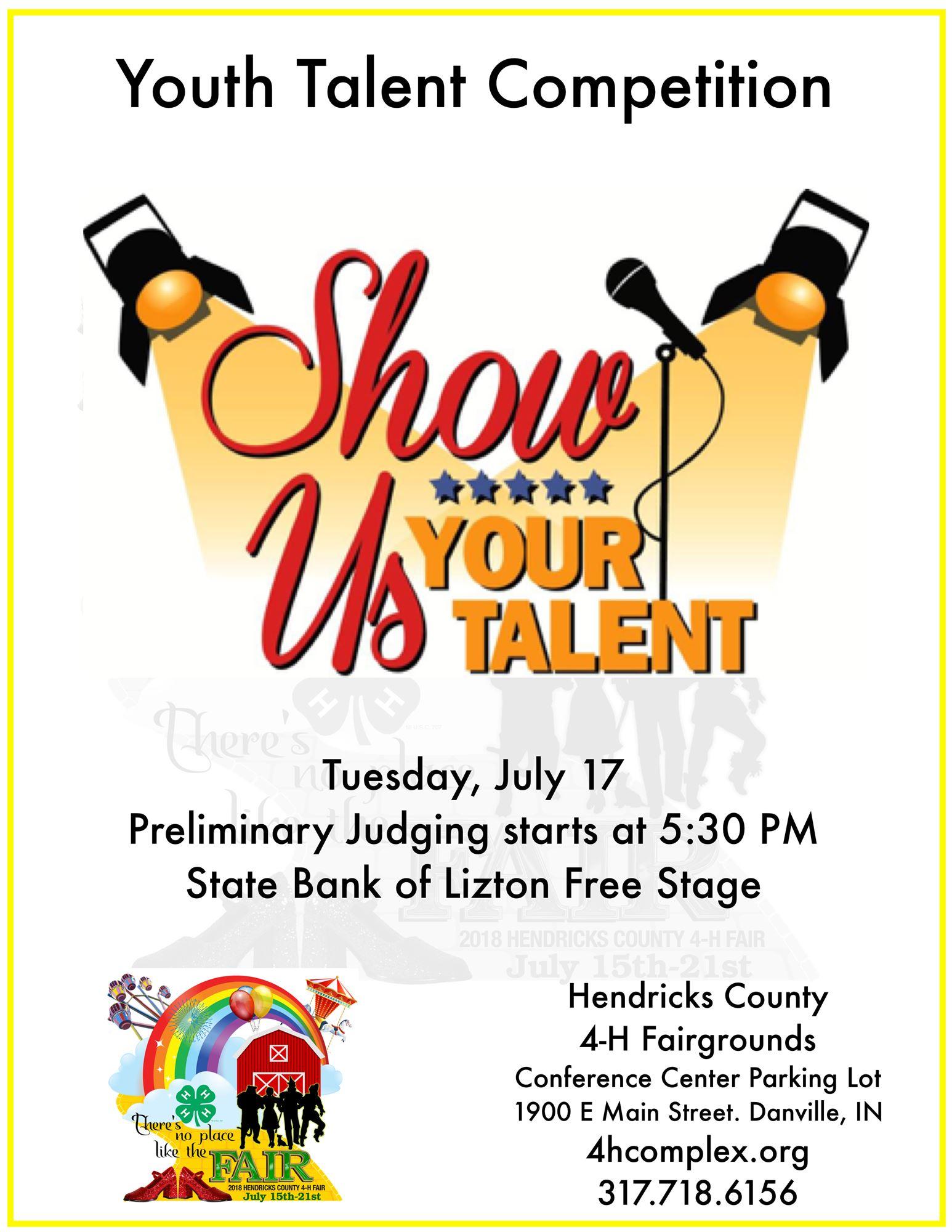 Hendricks County Fair Got Talent