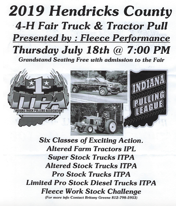 Truck / Tractor Pull