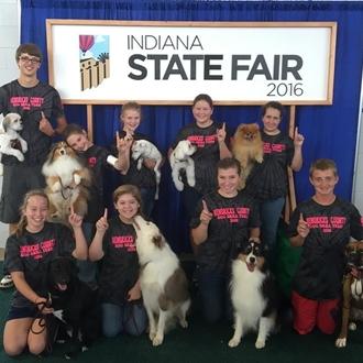 2016 4-H Dog Drill Team