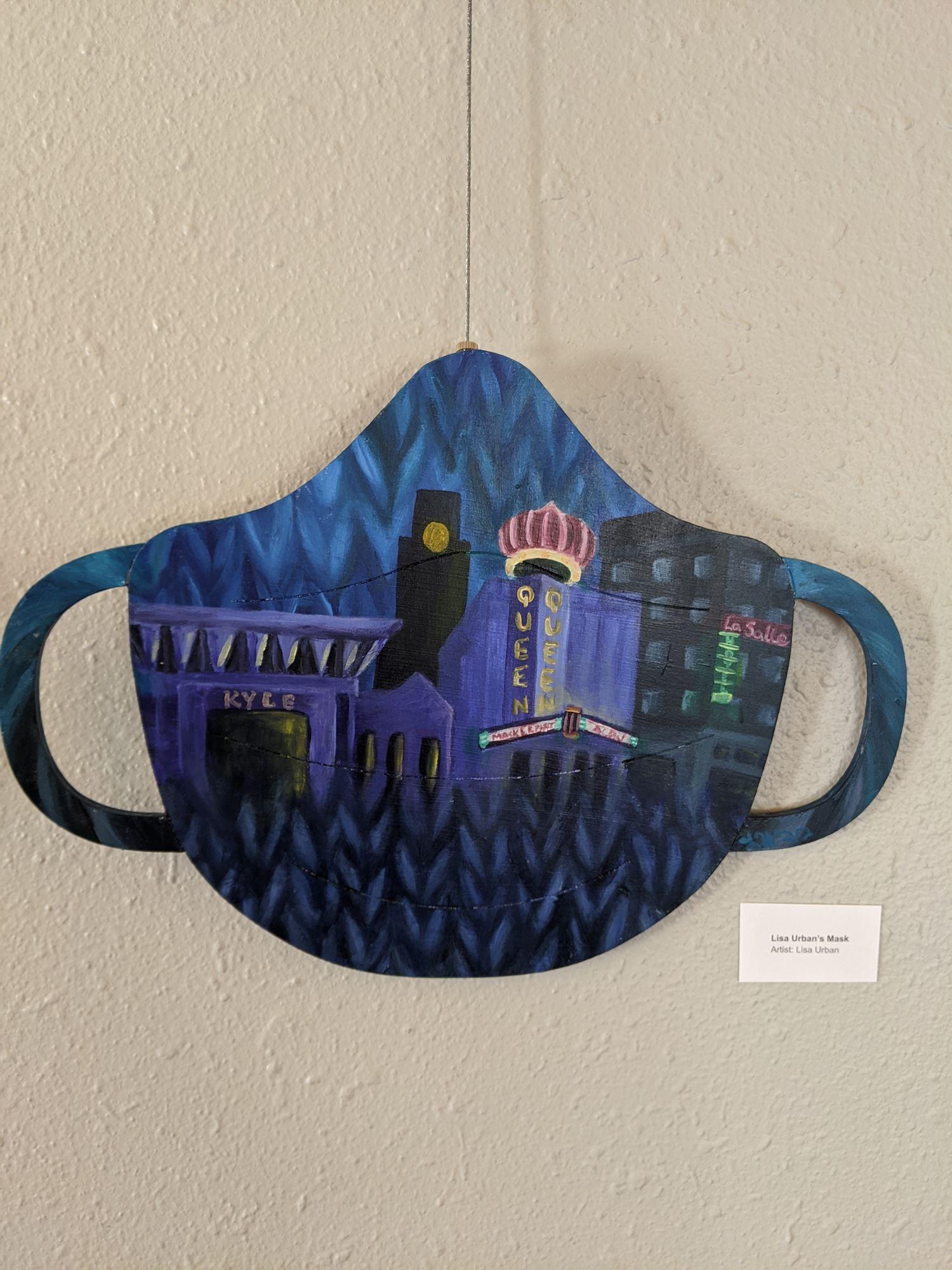 Lisa Urban- Lisa Urbans Mask