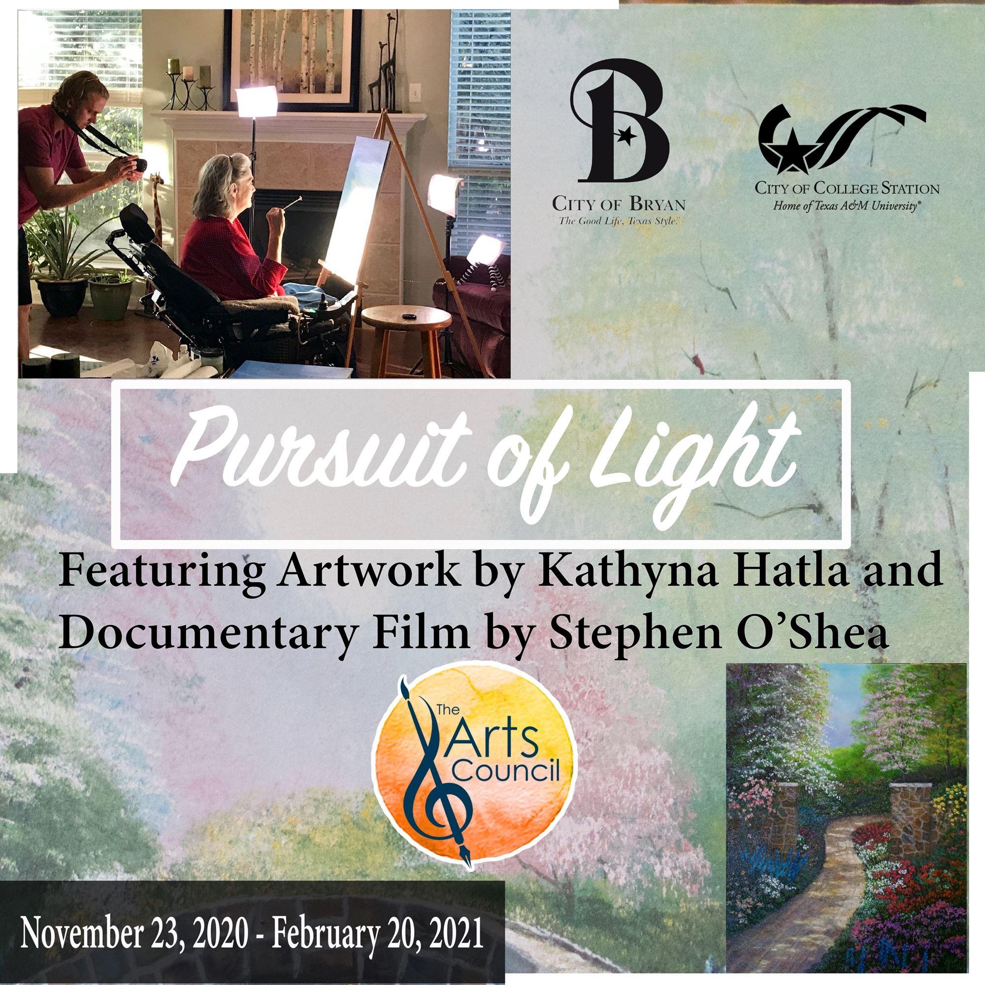 Pursuit of Light