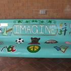 """Imagine"" Bench"