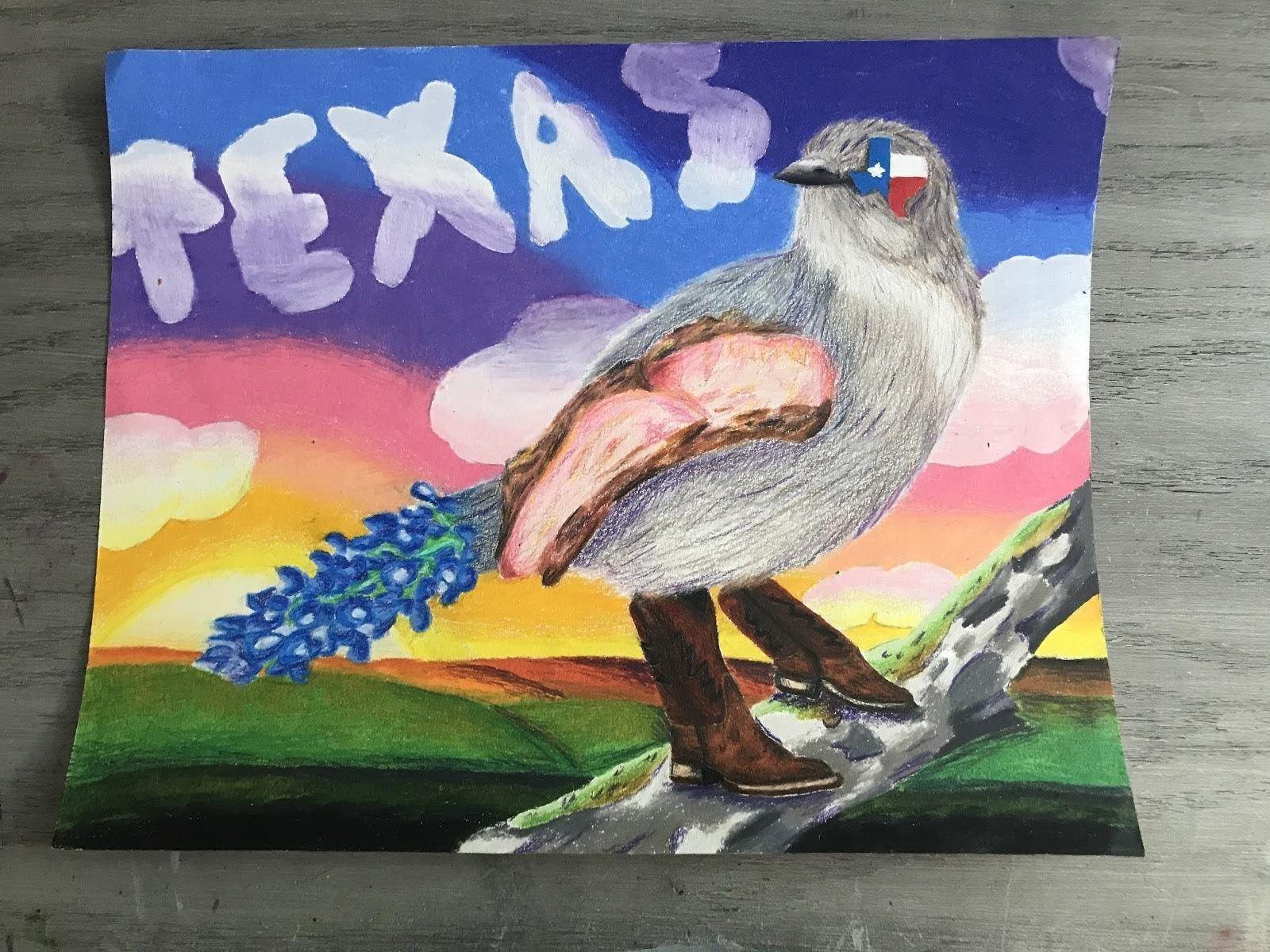 Texas Bird