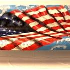 """Freedom Flying"" Bench"