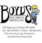 Boyd's Electrical Service