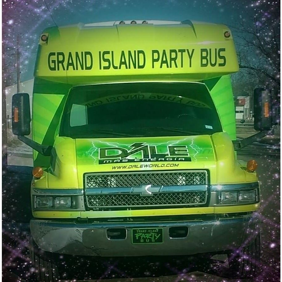 Grand Island Party Bus