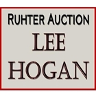Ruhter Auction- Lee Hogan