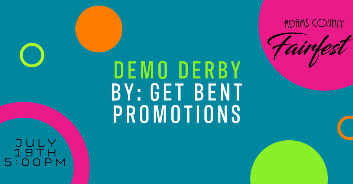 BY: GET BENT PROMOTIONS