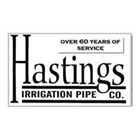 Hastings Irrigation Pipe Co.