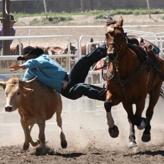 Nebraska High School Rodeo Finals