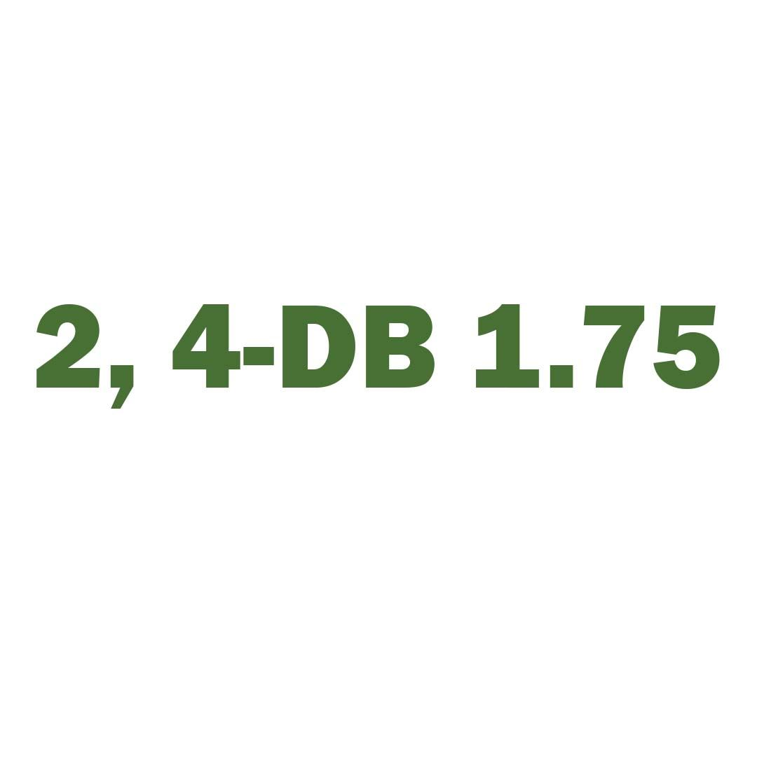 2, 4-DB 1.75