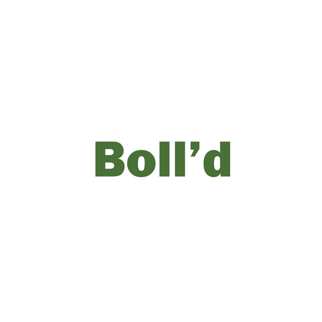 Boll'd