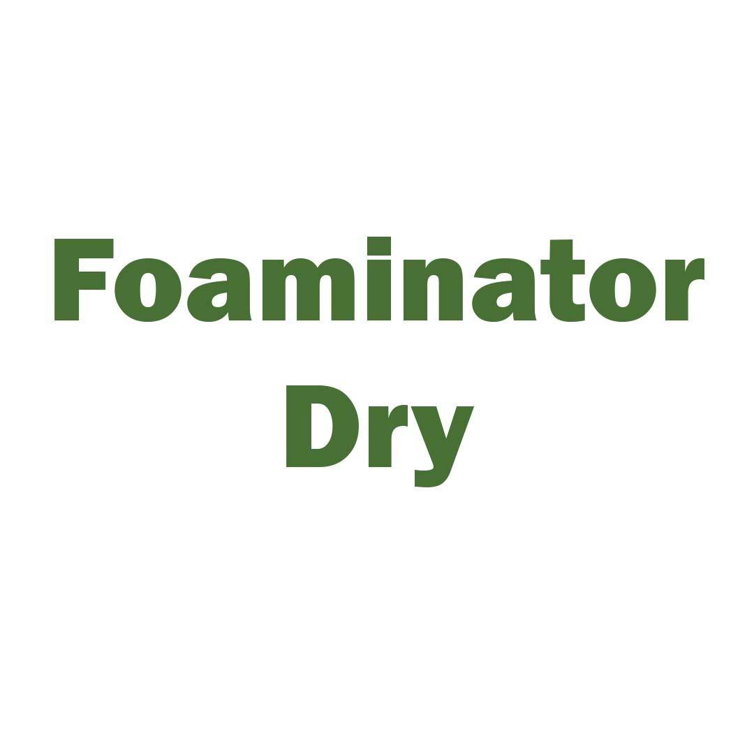 Foaminator Dry