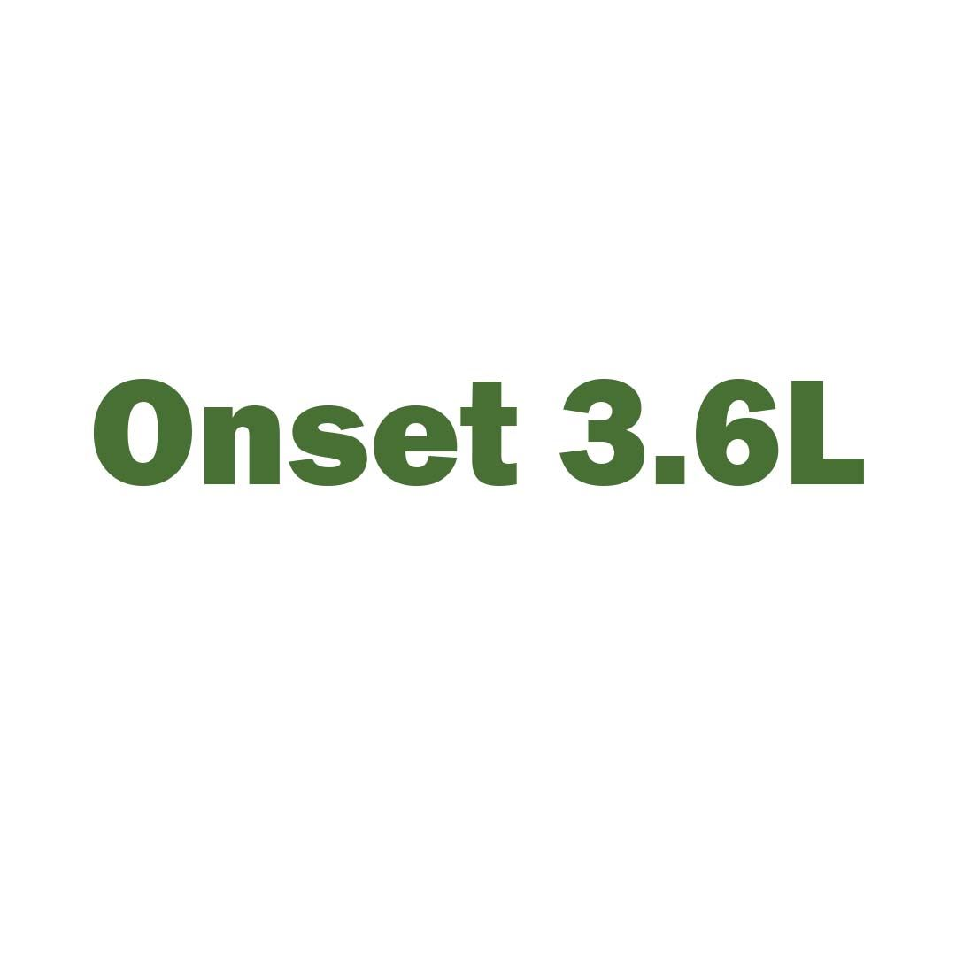 Onset 3.6L