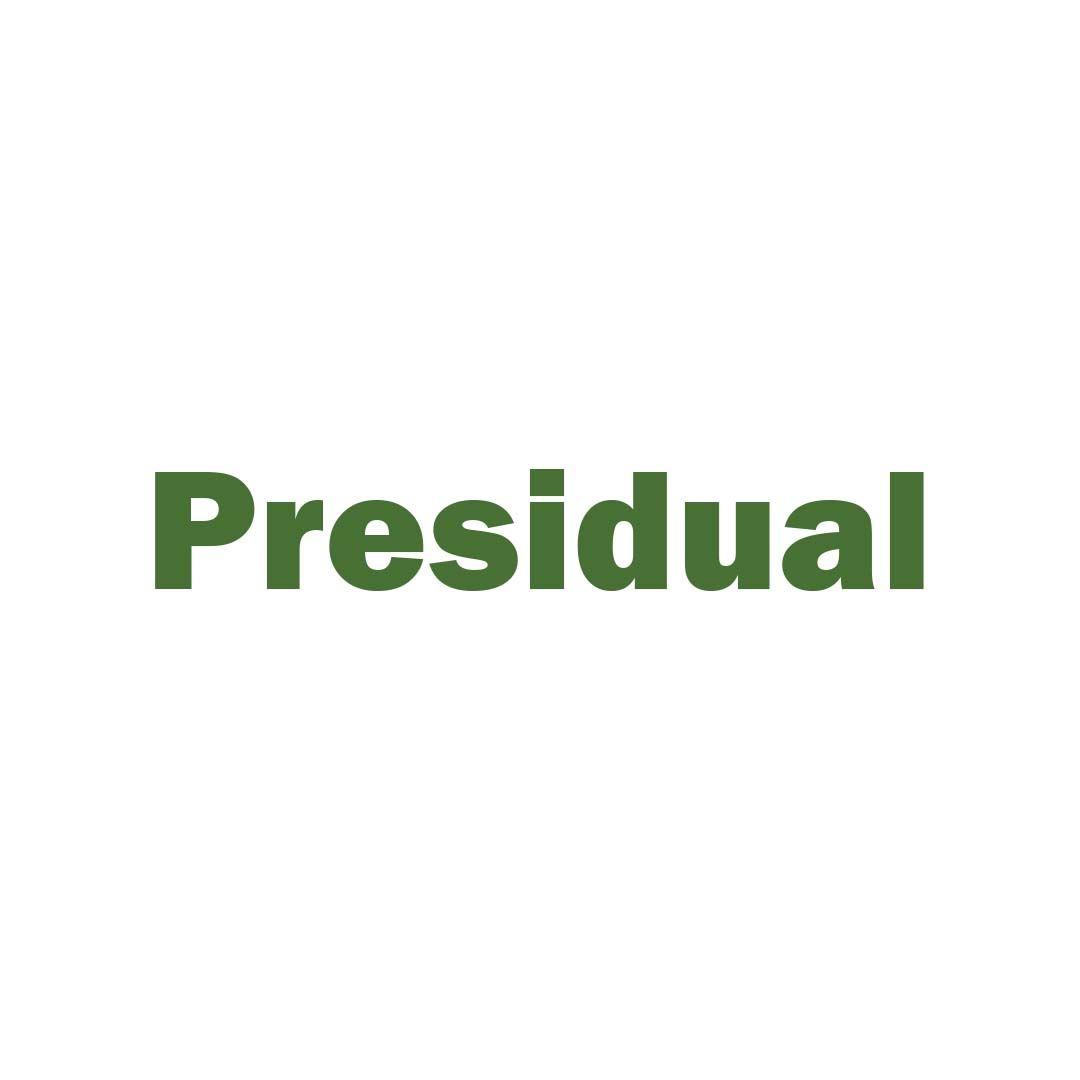 Presidual