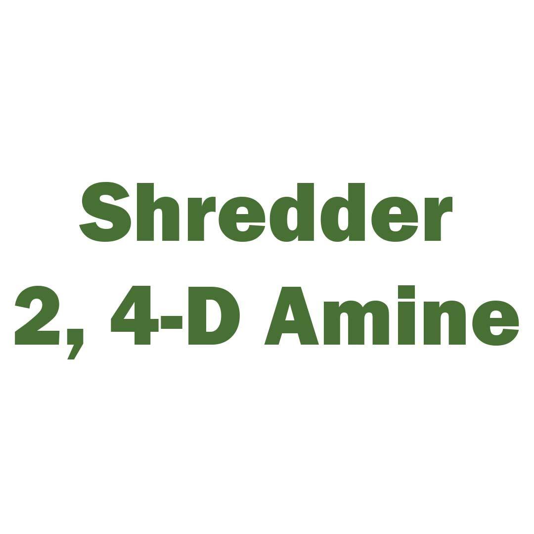 Shredder 2, 4-D Amine
