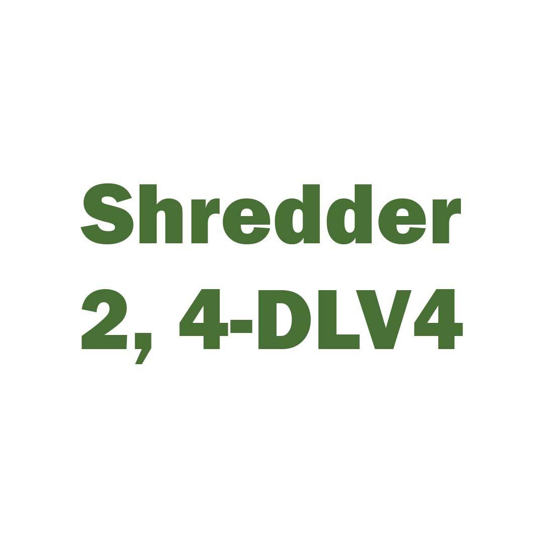 Shredder 2, 4-DLV4