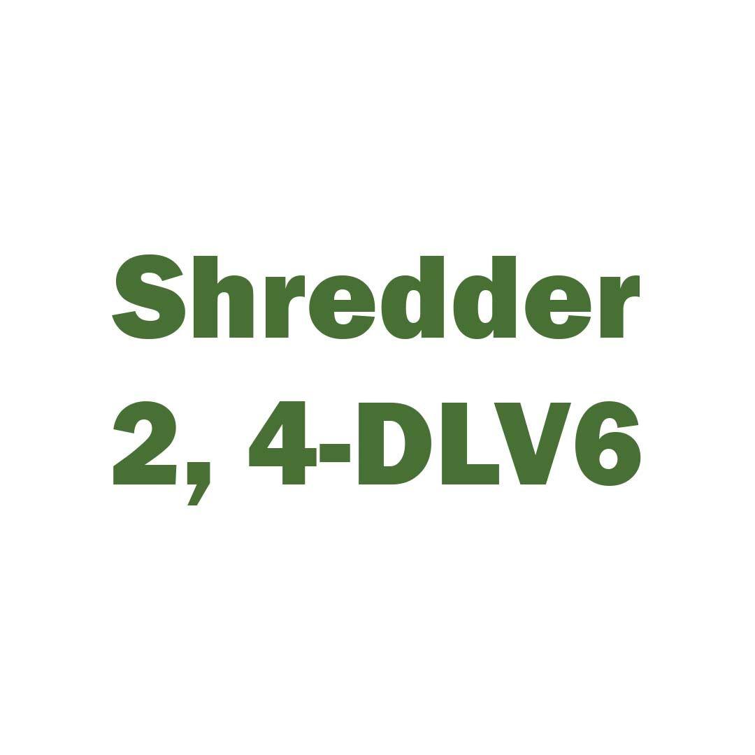 Shredder 2, 4-DLV6