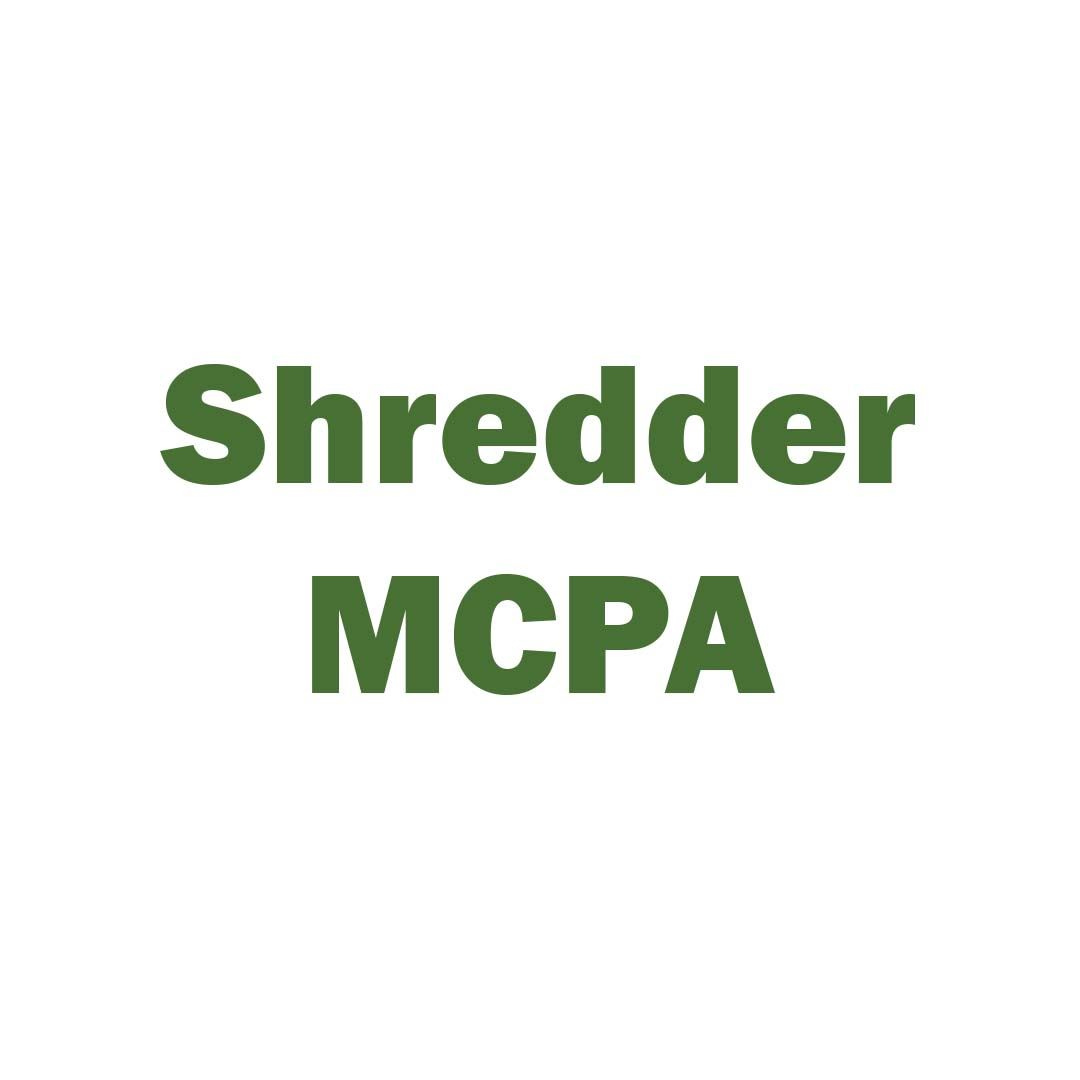 Shredder MCPA
