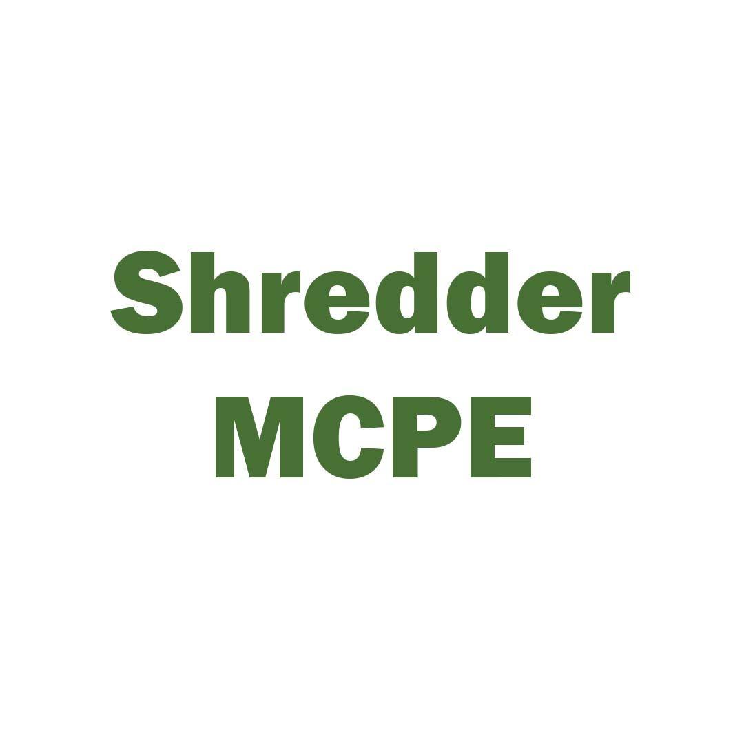 Shredder MCPE