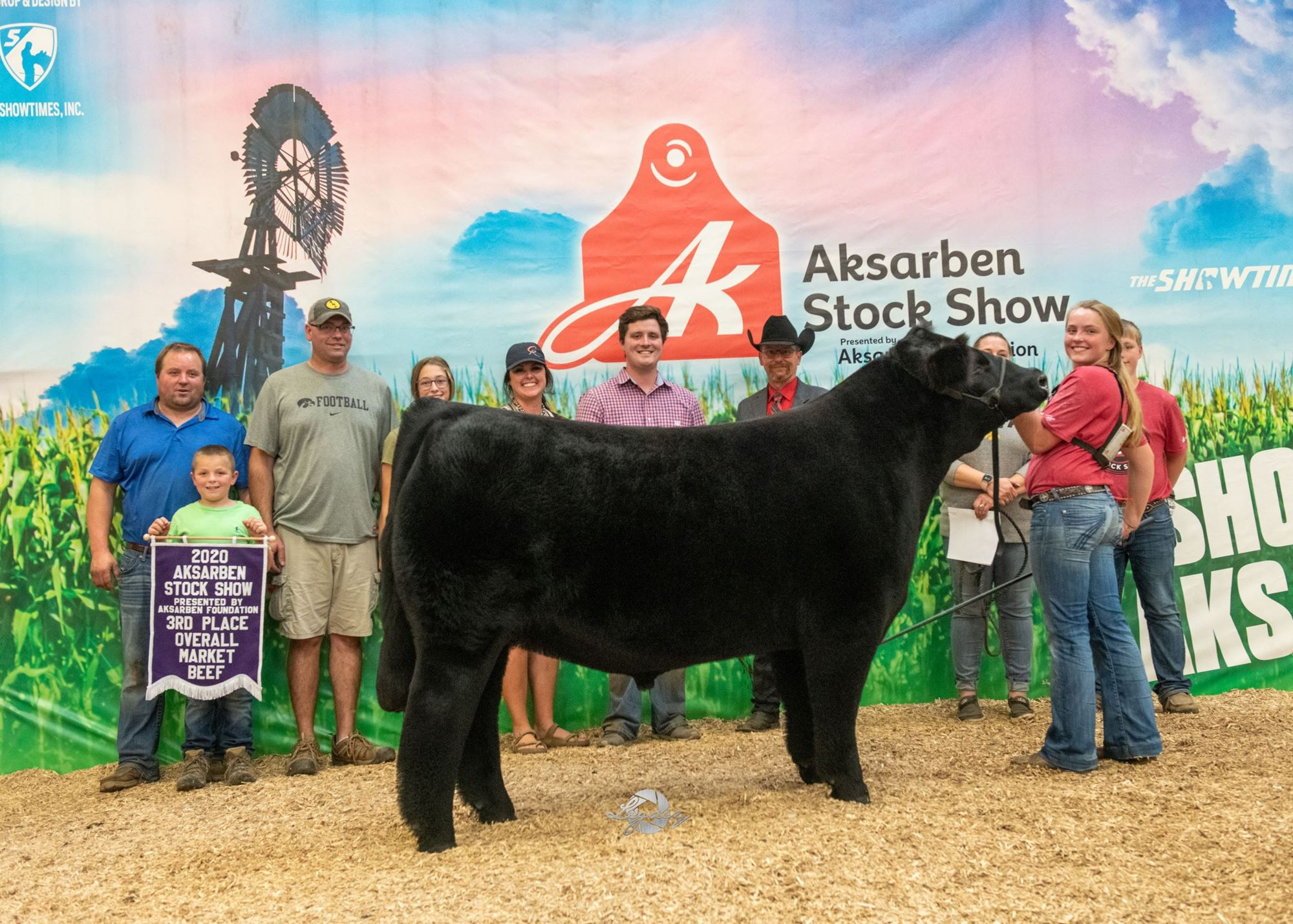 3rd Overall Market Beef