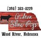 Gideon Farms and Show Pigs