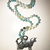 Beaded MOO Necklace
