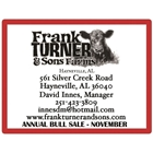 Frank Turner & Sons Farms