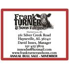 Frank Turner & Sons Farms