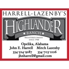 Harrell-Lazenby's Highlanders Ranch