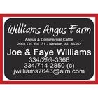 Williams Angus Farm