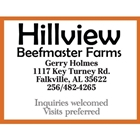 Hillview Beefmaster Farms