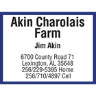 Akin Charolais Farm