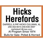 Hicks Herefords