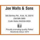 Joe Walls & Sons