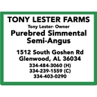 Tony Lester Farms