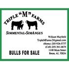 """Triple """"M"""" Farms"""