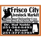 Frisco City Livestock Market