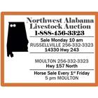 Northwest Alabama Livestock Auction