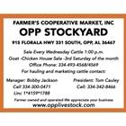 Opp Stockyard