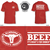Comfort Colors ACA T-Shirt Red