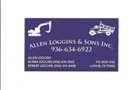 Allen Loggins & Sons