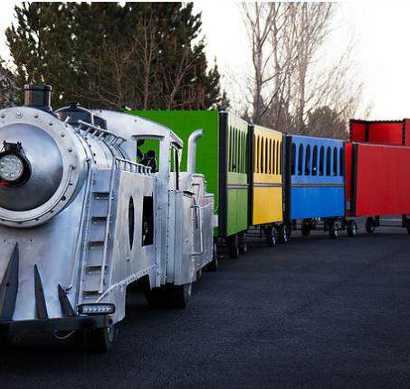 Sweet Ride Express Train