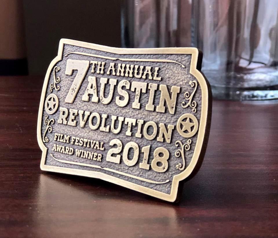 2018 Duplicate Award Buckles