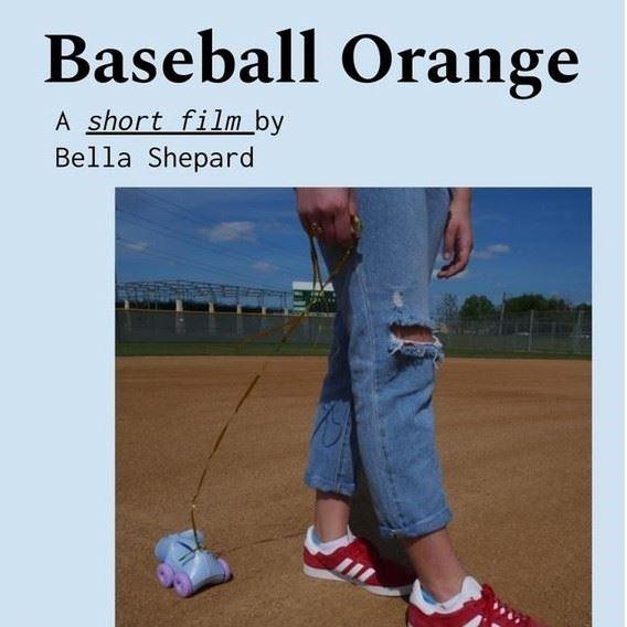 Baseball Orange
