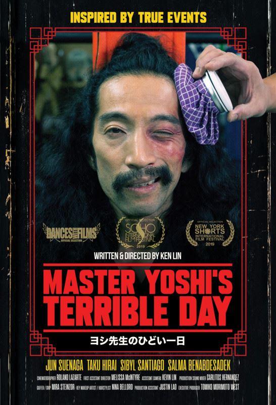 MASTER YOSHI'S TERRIBLE DAY