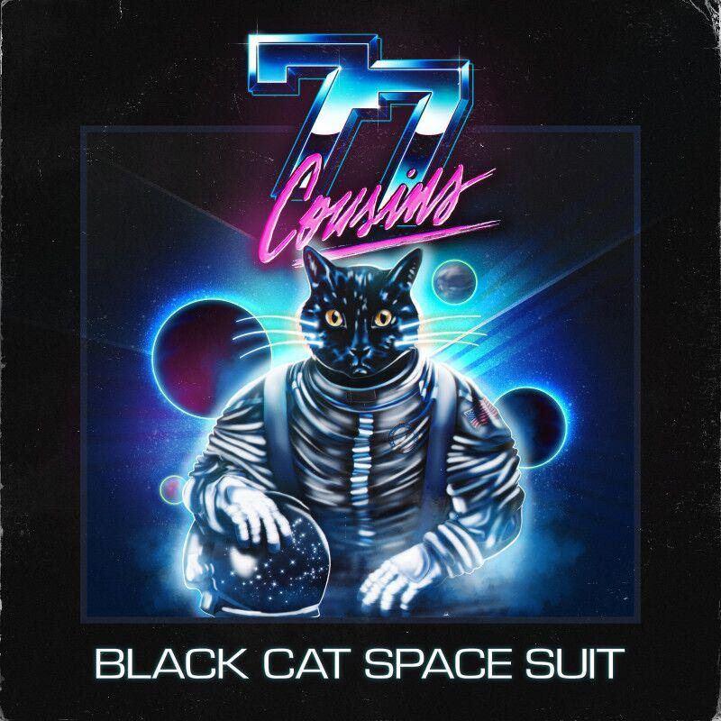 Black Cat (Space Suit)
