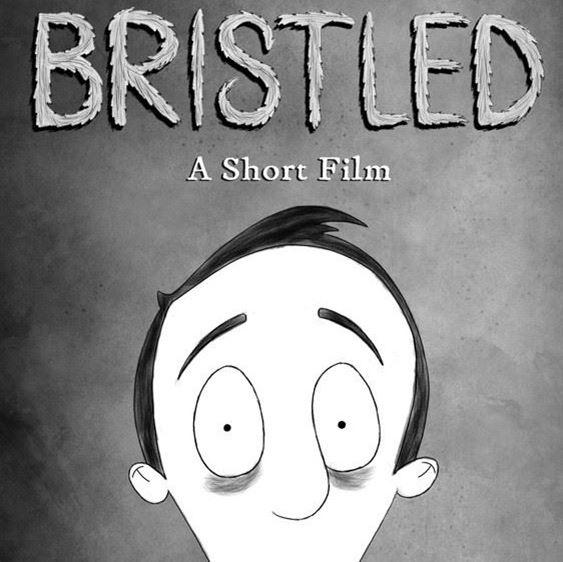 Bristled