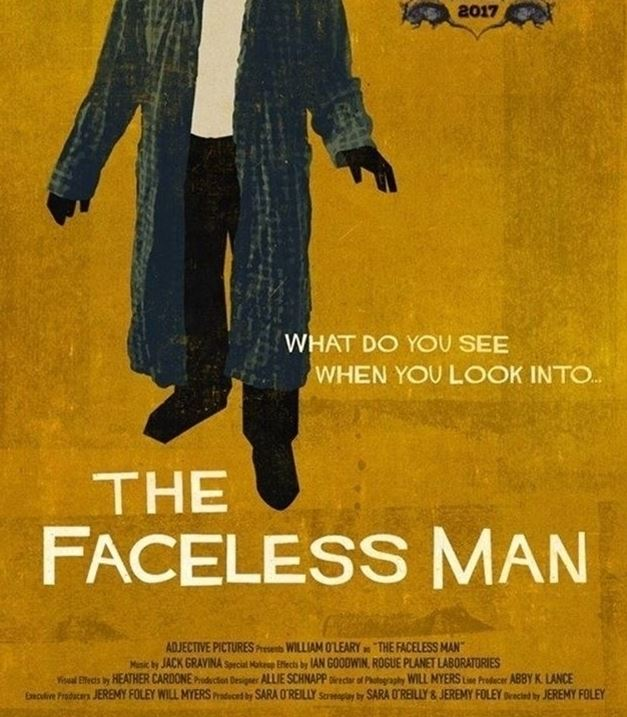 The Faceless Man